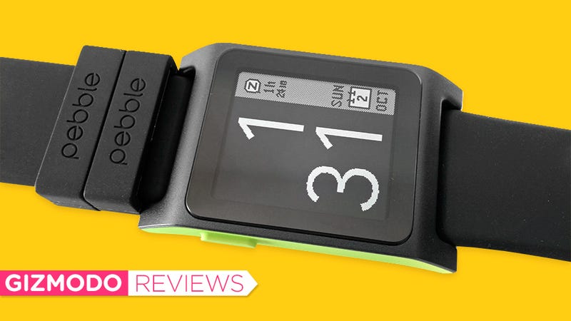 Illustration for article titled The Pebble 2 is Now the Only Fitness Tracking Smartwatch You Need