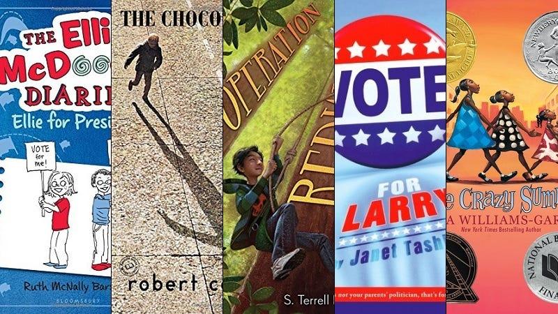 gode bøger til unge 2016