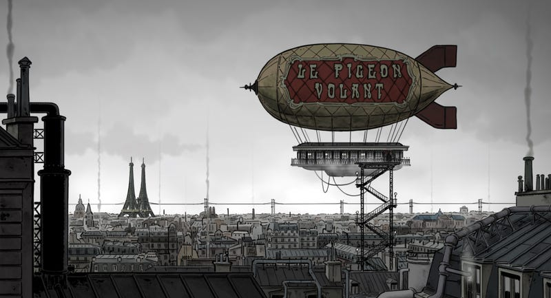 Illustration for article titled A Must-See Trailer for an Incredible Animated Steampunk Adventure