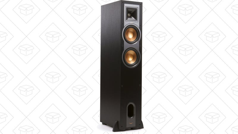Klipsch R-26F Floorstanding Speaker, $175