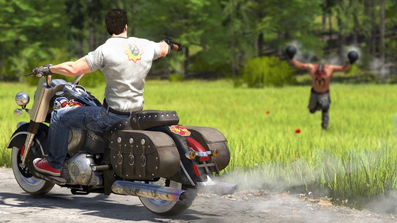 Illustration for article titled Serious Sam 4 Is Aiming For 100,000 Enemies On Screen At Once But It's Not There Yet