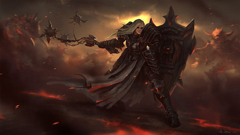 Illustration for article titled Players Are Already Doing Crazy Things In Diablo III's Season 5
