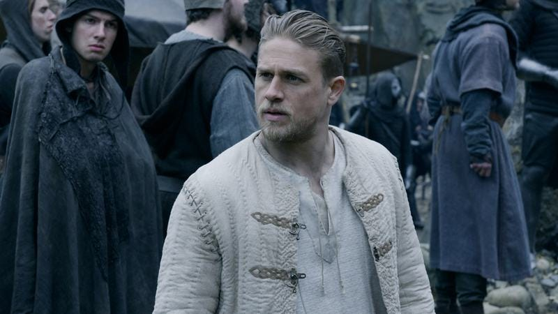 Photo: King Arthur, Courtesy of Warner Bros. Pictures