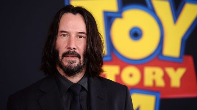 Fine, we'll bite: Who should Keanu hypothetically play in the MCU?