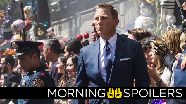 Is the Next BondMovie Close to Finding Its Villain?