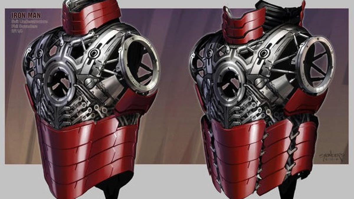 Everything Youve Ever Wanted To See About Iron Mans Suit Man Schematics