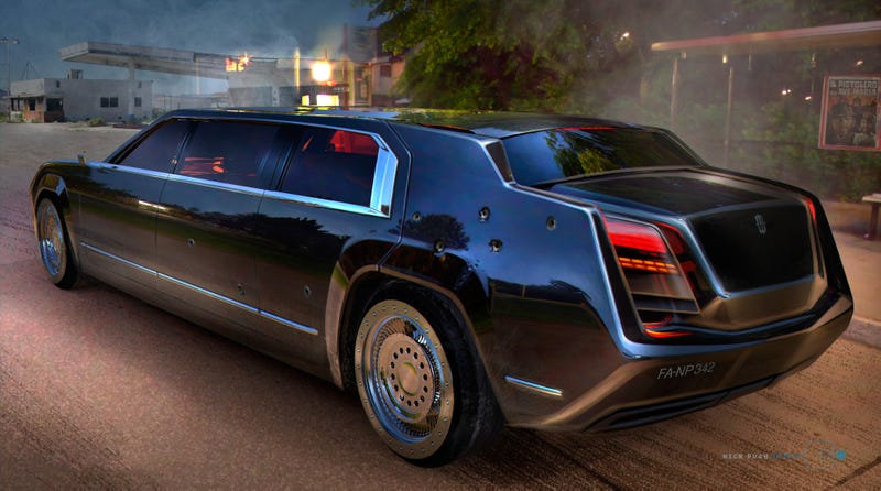 Vwvortex Com If This Photoshopped Car Were A Reality