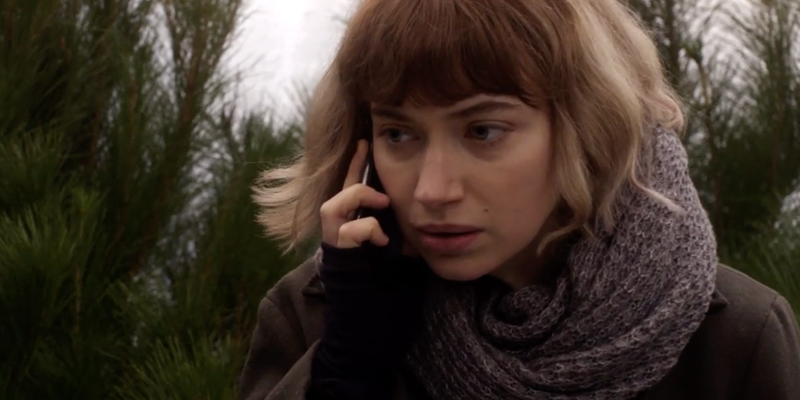 "Imogen Poots and the curse of the ""unknown caller."""