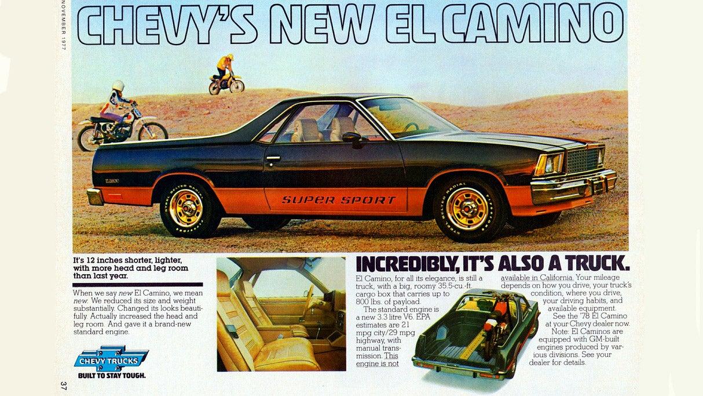 ten great cars that should make a comeback rh jalopnik com 1979 El Camino 1978 El Camino