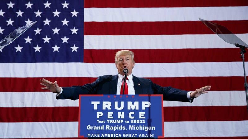 Photo credit: Evan Vucci/AP Images