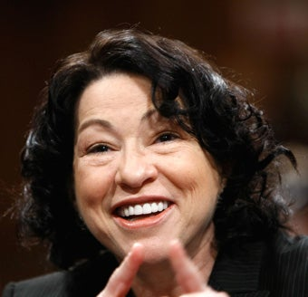 Illustration for article titled Committee Approves Sotomayor Nomination