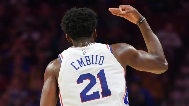 Illustration for article titled Joel Embiid Announces Plans To Expand His Real Estate Empire By Building Additional Housing Units In Andre Drummond's Cranium