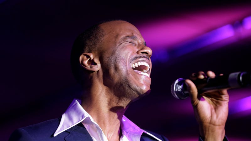 Tevin Campbell performs at the Essence Festival in New Orleans, Saturday, July 5, 2014.