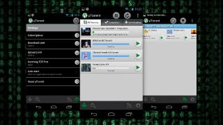 Illustration for article titled uTorrent Brings a Full BitTorrent Client to Android