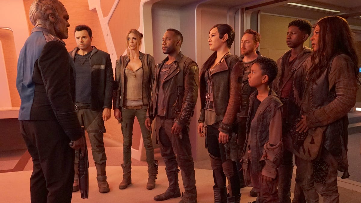 In a thrilling season finale, The Orville shows how much