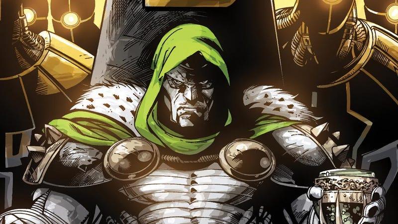 Illustration for article titled Doctor Doom, uno de los mejores villanos de Marvel, por fin tendrá la película que merece