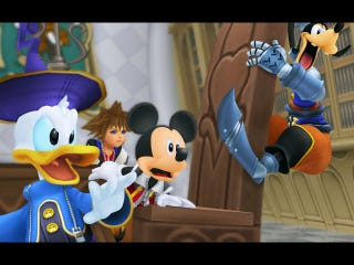Illustration for article titled The Next Kingdom Hearts Is One Of 2011's First Notable Games
