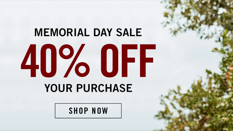 40% Off Sitewide, Plus an Extra 15% Off   Perry Ellis   Promo code AFFILIATE15 (use code FREESHIPPING for free shipping)