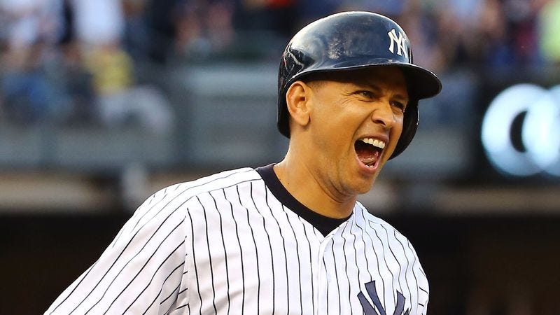Illustration for article titled Yankees Sign A-Rod To 10-Year, $420 Million Front Office Consultant Contract