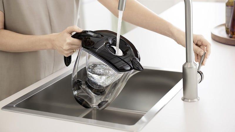 Mavea MicroDisc Water Filter Pitcher, 10-Cup