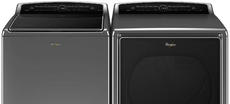 Illustration for article titled Esta lavadora conectada de Whirlpool lava cuando la luz es más barata