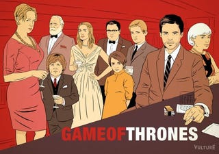 Illustration for article titled Game of Mad Men: A Review