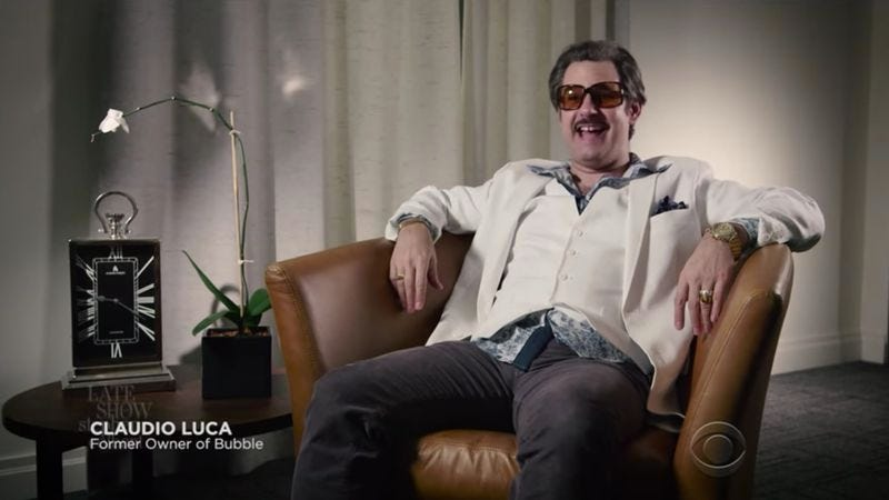 Paul F. Tompkins remembers the glory days of Bubble (screenshot: YouTube)