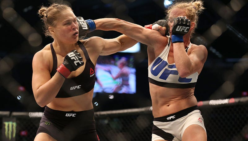 Illustration for article titled Ronda Rousey Is Still Great