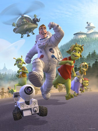 Illustration for article titled Sega Lands On Planet 51