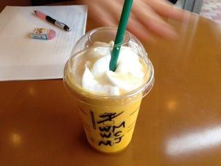 Illustration for article titled In Japan, Starbucks' Secret Menu Isn't So Secret