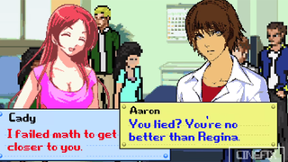 Illustration for article titled Mean Girls Would Make For An Action-Packed Visual Novel
