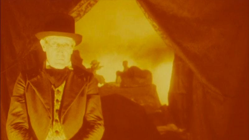 Illustration for article titled The prologue of Careful epitomizes Guy Maddin's one-of-a-kind-genius