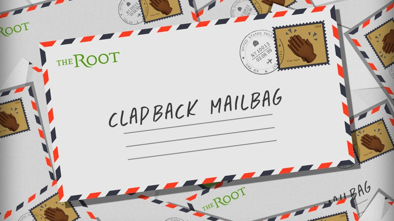 Illustration for article titled The Root's Clapback Mailbag: White Advice for Black People