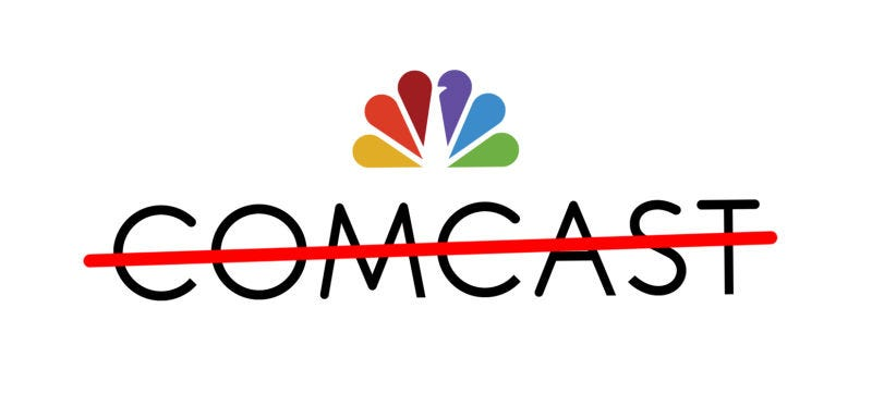 Illustration for article titled Comcast Isn't Allowed to Say It Has 'America's Fastest Internet' Anymore