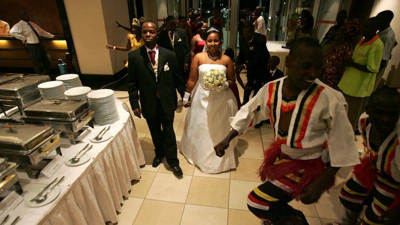 Illustration for article titled 'Bride Price' Refund Banned In Uganda