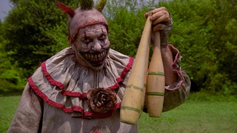 Professional scary clowns upset with American Horror Story's scary clown