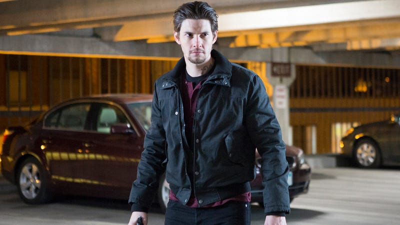 Ben Barnes as Billy Russo.