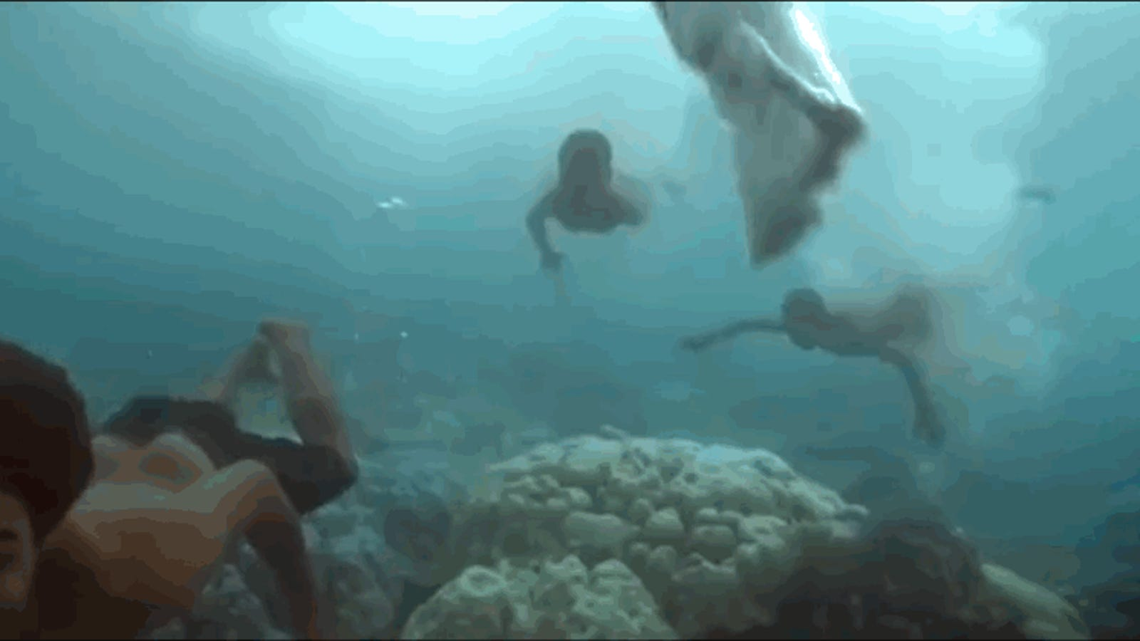La extraordinaria historia de los Moken, la tribu que podía ver bajo el agua como los delfines