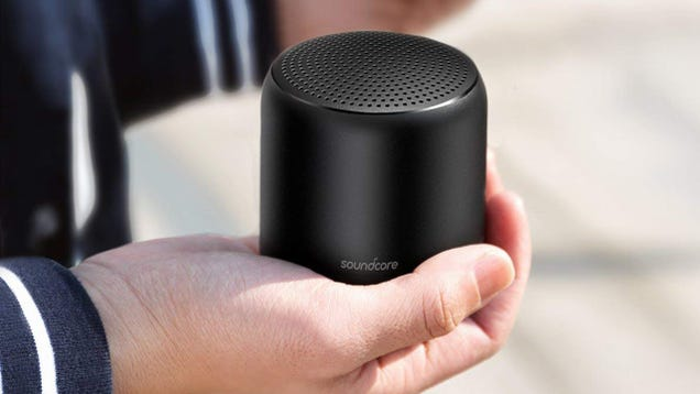 Save Big on Anker s Tiniest Speaker