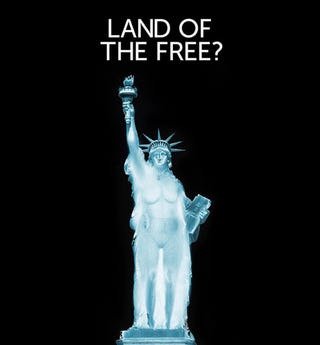 Illustration for article titled Land of the Free?