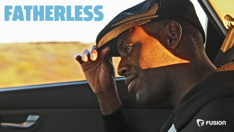 Illustration for article titled Actor and Comedian Baron Vaughn Embarks on Heartfelt Search for the Father He Never Knew in New FUSION TV Doc 'Fatherless'