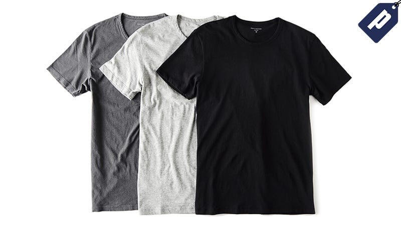 Illustration for article titled Take 20% Off Lightweight, Classic Fitting Tees From Mott & Bow ($24)
