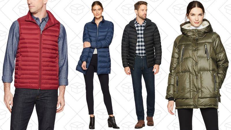 Up to 30% off Prime-Exclusive Outerwear | Amazon