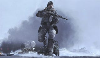"Illustration for article titled Lawsuit: Activision Created Modern Warfare ""Police State"""