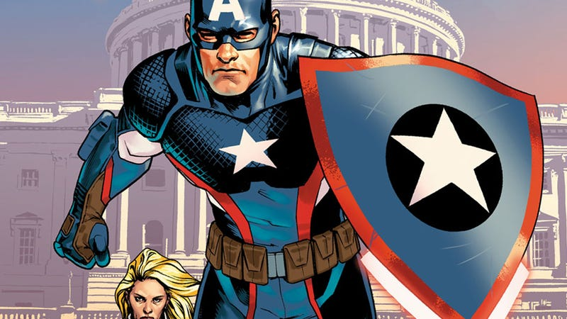 Illustration for article titled The Original Captain America Is Coming Back