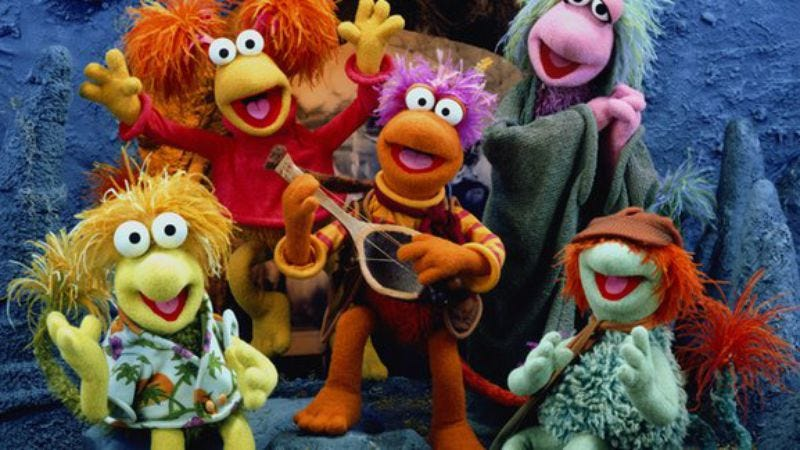 Illustration for article titled Writers hired to draft Fraggle Rock movie, distract aging 1980s kids from looming death