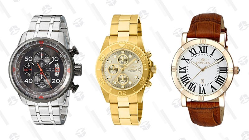 Father's Day watch Gold Box | Amazon