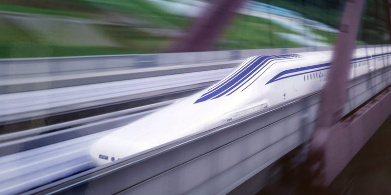 Illustration for article titled The Future of Rail Travel—and Why It Doesn't Look LikeHyperloop
