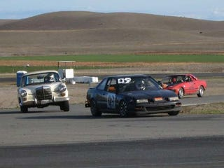 Illustration for article titled Fastest Car At Thunderhill: Team InAccuracy's Acura Integra