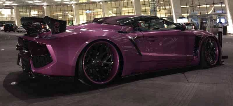 Infiniti G35 Vaydor >> Here's What The Joker's Car In Suicide Squad Really Is